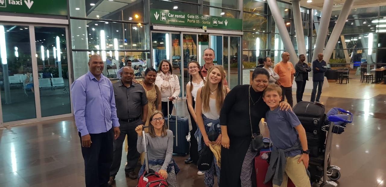 Mauritius uitreik 23-30 Junie 2018